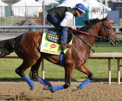 American Pharoah to keep racing