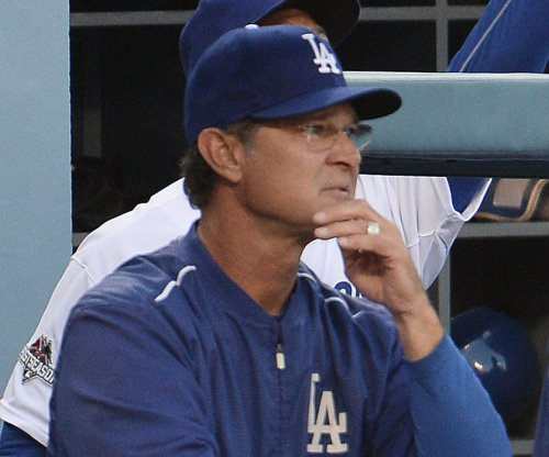 Los Angeles Dodgers part with manager Don Mattingly