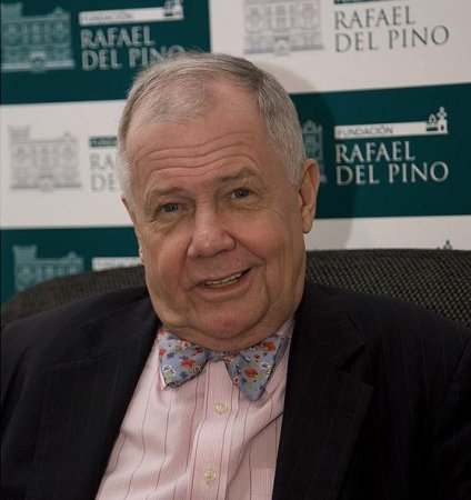 Investor Jim Rogers predicts U.S. recession within next year
