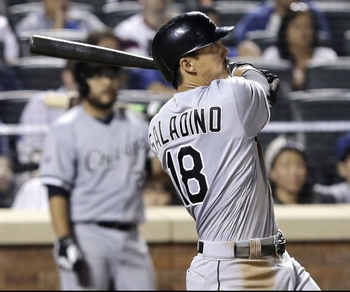 Tyler Saladino helps Chicago White Sox snap skid vs. New York Mets