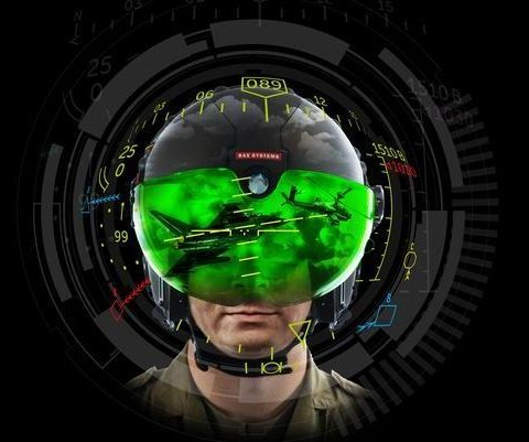 Terma, BAE continue noise-reduction effort for pilot helmets