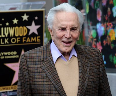 Screen legend Kirk Douglas celebrates 100th birthday