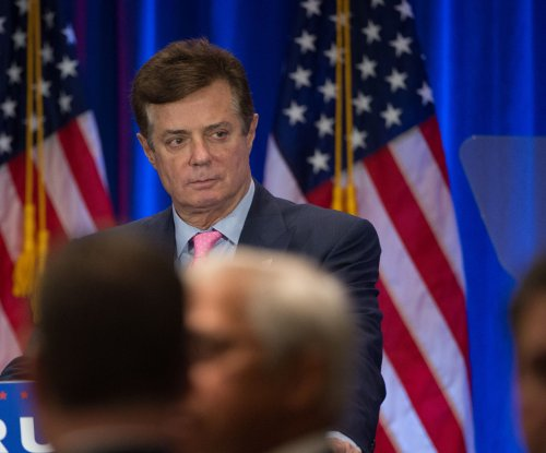 Manafort to testify before House Intel panel on Russia
