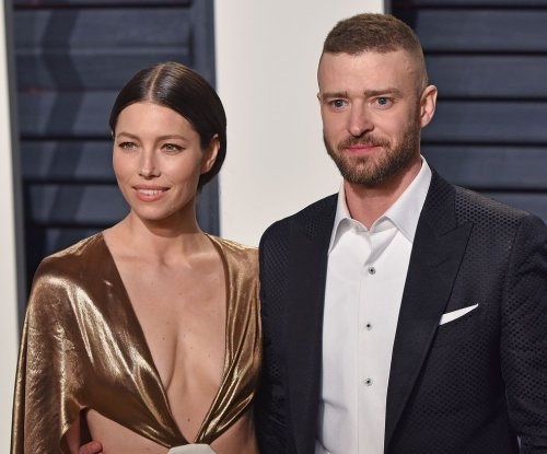 Jessica Biel says son Silas is a 'mini' Justin Timberlake