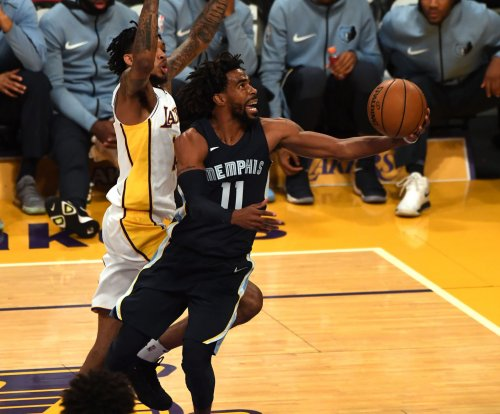 Memphis Grizzlies: Mike Conley out indefinitely with sore heel, Achilles