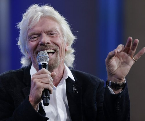 Billionaire Branson named Virgin Hyperloop One chairman