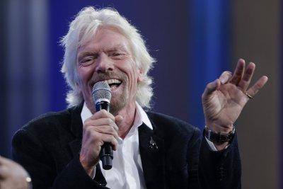 Billionaire Branson named Virgin Hyperloop One chairman