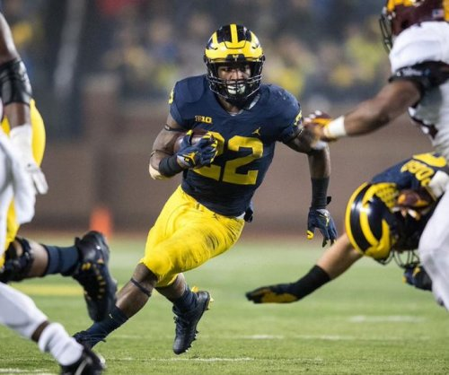 Karan Higdon: Michigan Wolverines running back to return for senior season