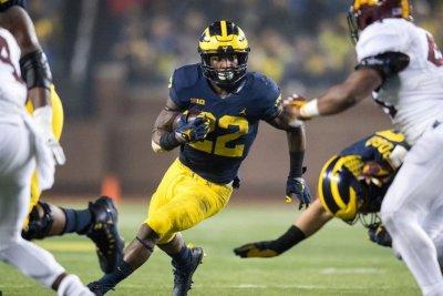 Karan Higdon: Michigan Wolverines running back to return for senior season