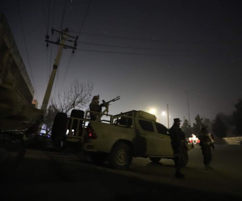 Militants attack Intercontinental Hotel in Afghan capital