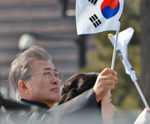 Public approval for South Korean president dips as #MeToo allegations hit liberal politicians