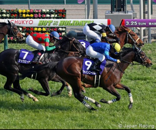 UPI Horse Racing Weekend Preview: Kentucky Downs takes center stage