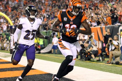 Bengals downgrade WR A.J. Green to doubtful