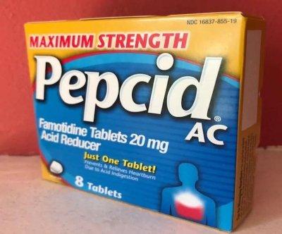 Heartburn drug Pepcid may ease COVID-19 symptoms