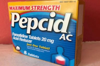 Heartburn drug Pepcid may ease COVID-19 symptoms