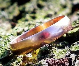 Ring lost while hunting in Maine found 8 years later