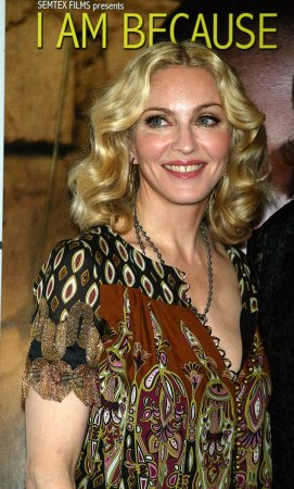 Gardener directed Madonna documentary