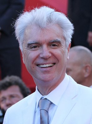 David Byrne joins Venice Film Fest jury