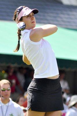 Sandra Gal leads LPGA's Titleholders event
