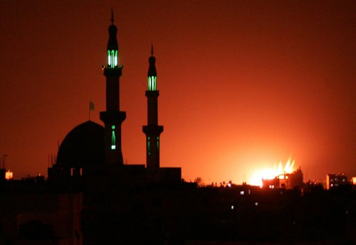 Diplomats search for cease-fire in Gaza