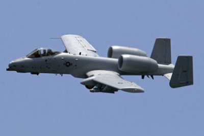 Air Force: A-10s headed to Europe