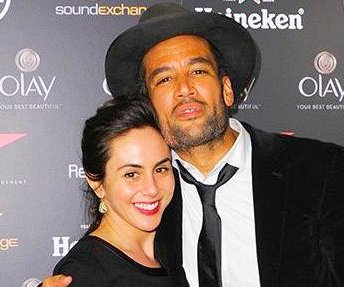 Ben Harper marries Jaclyn Matfus