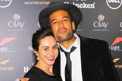 Ben Harper marries Jaclyn Matfus