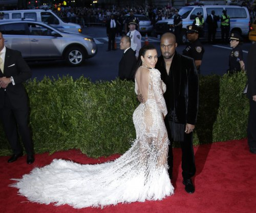 Kanye West tweets anniversary message to Kim Kardashian a day late