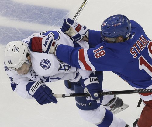 New York Rangers force Game 7 against Tampa Bay Lightning
