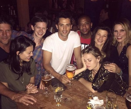 'One Tree Hill' cast members reunite in Montreal