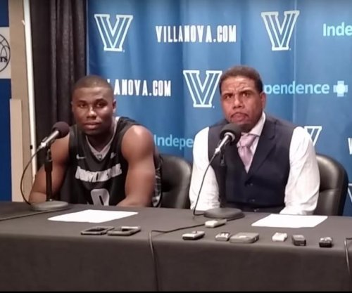 No. 16 Providence unseats No. 4 Villanova in overtime