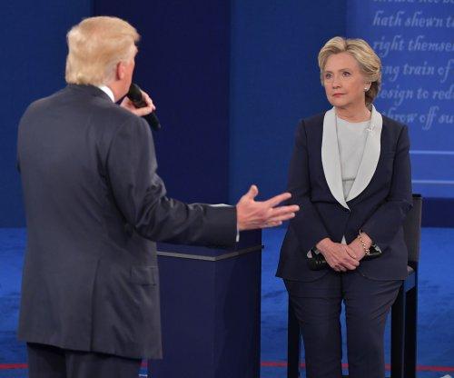 Ratings for second presidential debate drop sharply