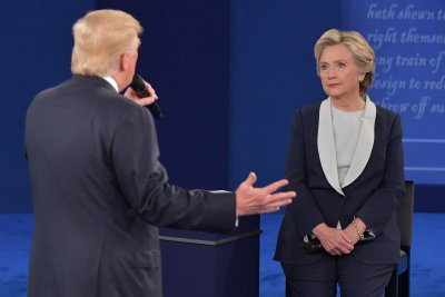 Ratings for second presidential debate drop sharply