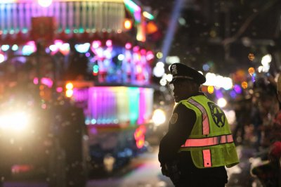 Suspected drunk driver injures 28 at New Orleans Mardi Gras parade