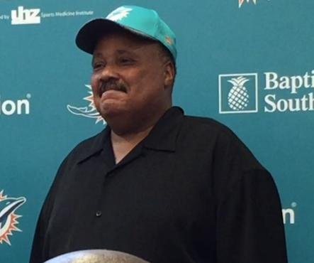 Martin Luther King III joins Miami Dolphins minicamp for voting initiative