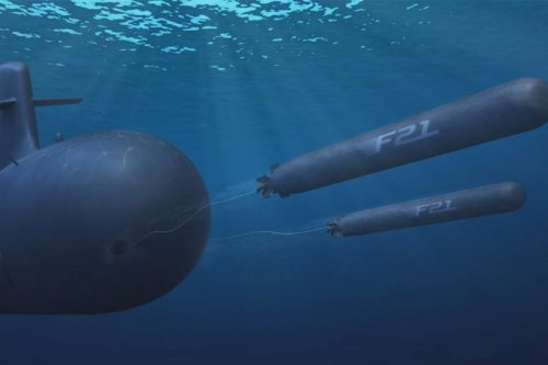 New torpedo planned for French navy passes qualification firing