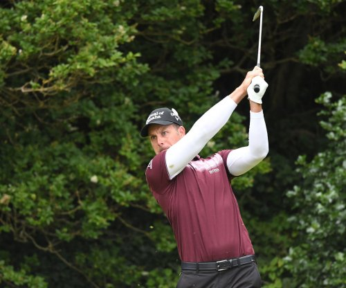 PGA Wyndham: Henrik Stenson holds one-stroke edge