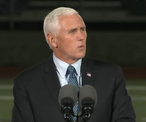 Pence leads vigil after Texas church shooting, says gunman 'failed'