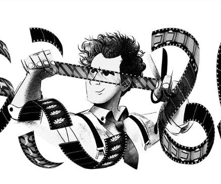 Google honors filmmaker Sergei Eisenstein with new Doodle
