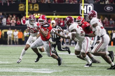 Cleveland Browns, Georgia rookie RB Nick Chubb agree to deal