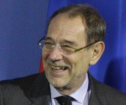 Ex-NATO chief denied visa-waiver entry to U.S. over Iran trip