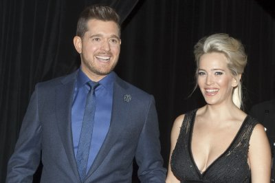 Michael Buble's wife, Luisana Lopilato, gives birth to daughter