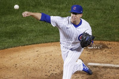 Cubs' Alec Mills throws no-hitter vs. Brewers