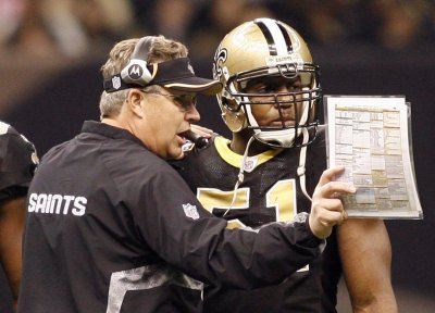 Saints' Vilma expects to return soon
