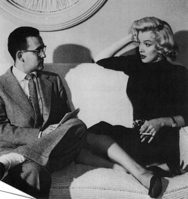 Private eye says he taped Marilyn Monroe having sex with JFK