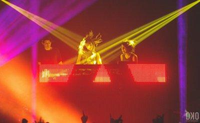Rain Man sues remaining members of Krewella, claims he was kicked out over sobriety