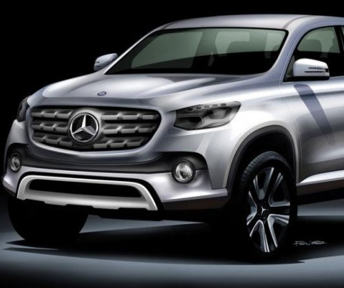 Mercedes-Benz to introduce pickup truck with Nissan