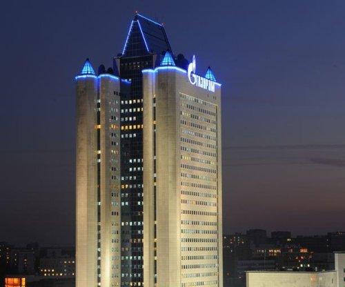 Russia's Gazprom posts quarterly gain