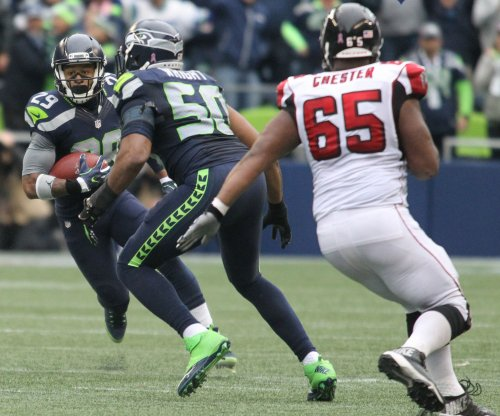 Seattle Seahawks' Richard Sherman melts down after Julio Jones touchdown