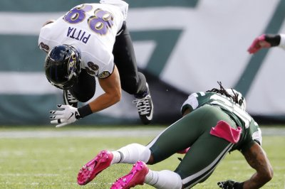 Dennis Pitta enjoys bounce-back year with Baltimore Ravens